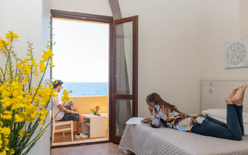 Why choose the Hotel Bue Marino